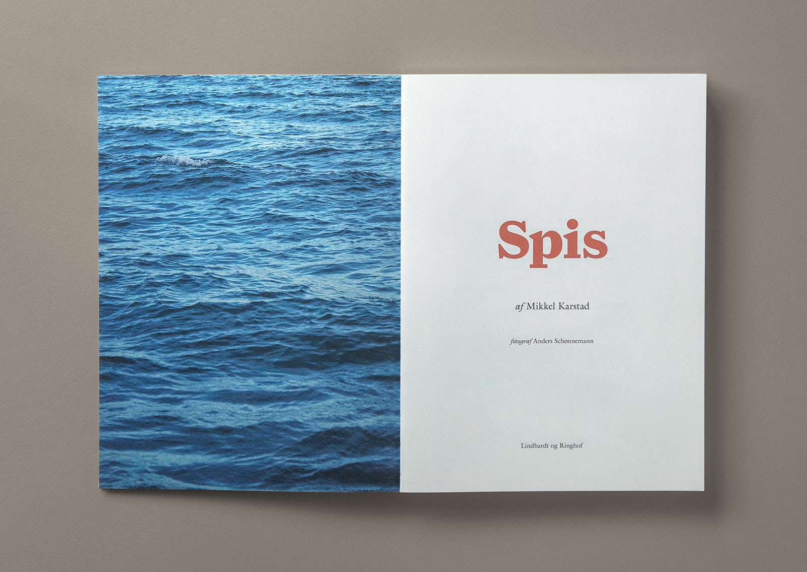 Spis by Mikkel Karstad - Photography by Anders Schonnemann
